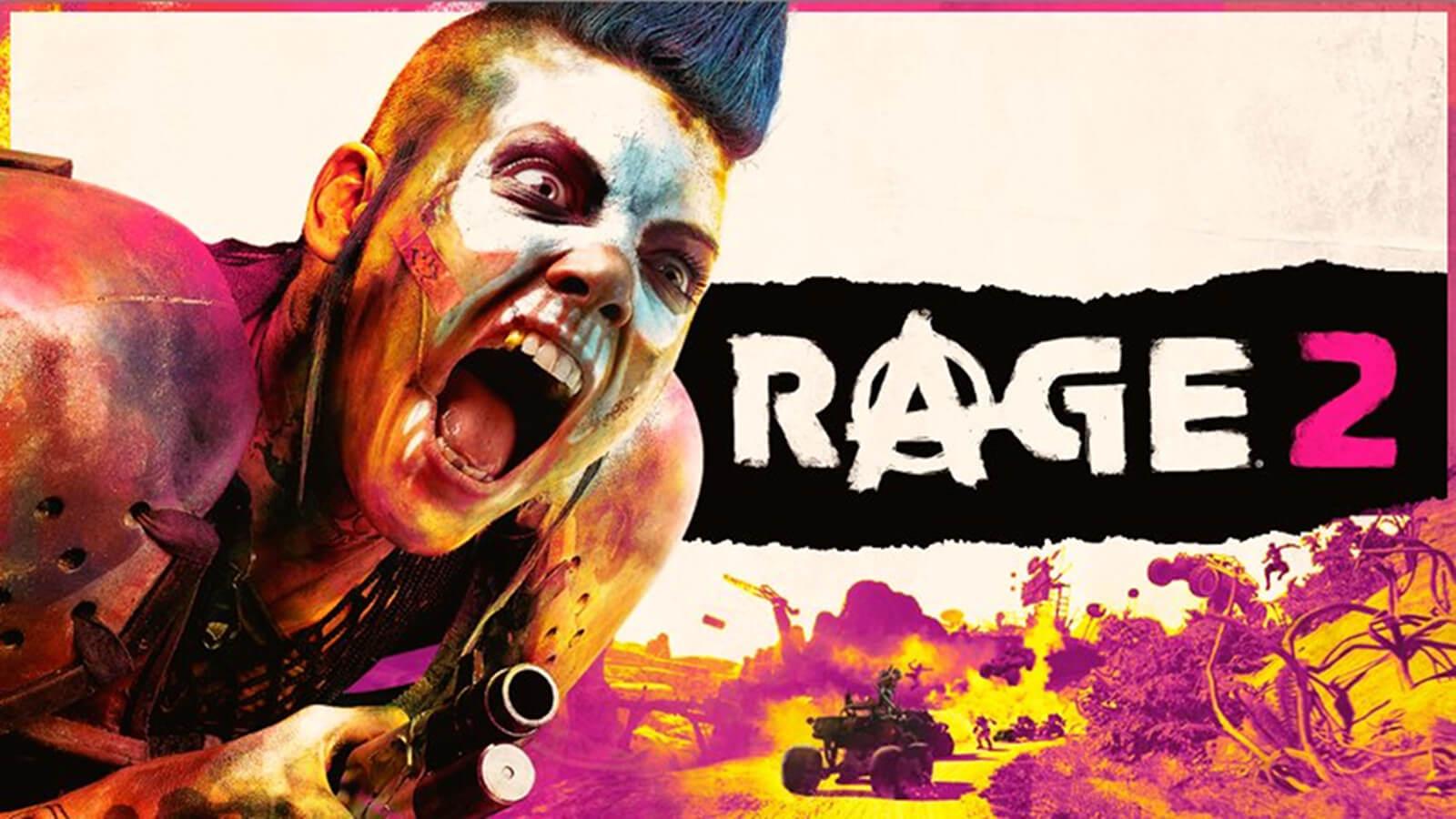 Resultado de imagem para rage 2